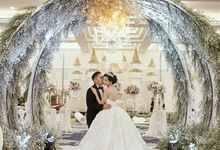 Disney Wedding by Menara Mandiri (Ex. Plaza Bapindo) by IKK Wedding
