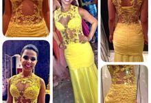 Party Dresses by Maison Sposare