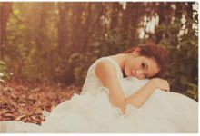 Pre- Wed - Maggie Tan by CELESTE NGAN makeup