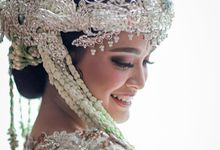 The Wedding of Nabila & Andra by MORS Wedding