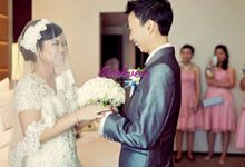 Wedding Day Of Indra & Donna by Edelweis Organizer