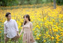 Prewedding KEYNE - LUFRIAN by paul make up artist