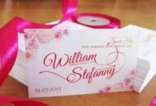 ♥ William & Stefanny ♥ by La Carta