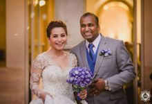 Ella and Mike by SEKA Makeup Artist