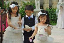 ritz carlton wedding by MARIA NATHALIE