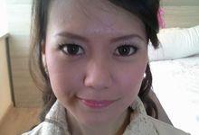 Sister from Groom Make Up by Ren Makeup Artist