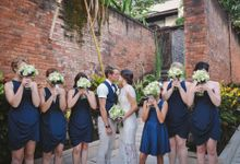 Jade & Jeremy | Wedding in Bali by AT Photography Bali