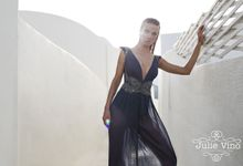 Santorini Evening Collection by Julie Vino