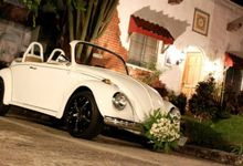 Bridal Car by Casa De Carlo