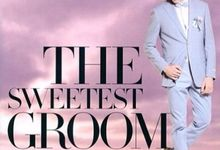The Sweetest Groom by Shill Accessories