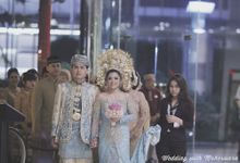 NOSSY & ARRY RECEPTION by Maheswara