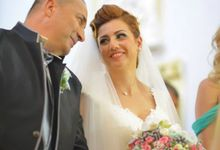 Cristina & Gabi Wedding by Adelina Popa