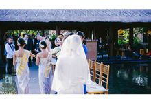 "MC Millionaire Wedding from Malaysia ""Jaha & Elynn"" at BVLGARI by MC Rendy Rustam"