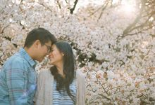 Cynthia & Ferry. Japan Engagement, Japan by Angga Permana Photo