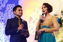 Arabia and India Wedding by Aeterna Event Organizer