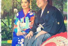 Foto Prewedding Daniel & Eka by Foto Kimono