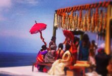 Out Door Wedding Processions by Innaz Communique