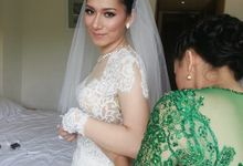 Wedding of Velya by iLook ( Makeup & Couture )