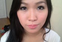 Wedding Party Make Up for Susi by Ren Makeup Artist