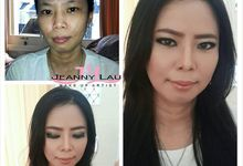 PRIVATE MAKEUP COURSE by Jeanny Lau Make Up