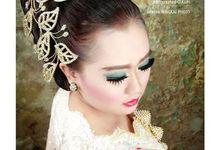 Makeup Portfolio by AryaL Make'Up & Wedding Service