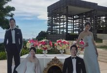 Alila Villas Uluwatu Wedding of Amanda and Terence October 29 2016 by Alila Villas Uluwatu