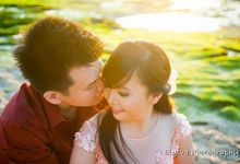 Sherly's prewedding by Tiagown