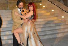 Rock Wedding by Diamond Events