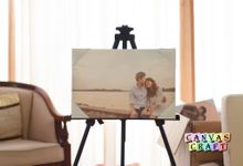 Wedding Canvas Prints by Canvas Craft