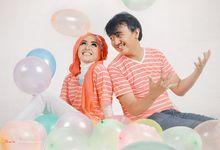 Eli & Adit Pre-Wedding Photo Montage & Invitation Video by SONIC Photoworks