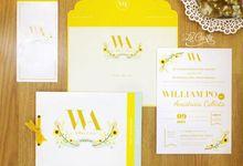 ♥ William & Anast ♥ by La Carta