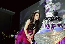 Sweet 17th of Jessica Mochtar by Xaviour Event Organizer
