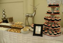 Dessert Buffet by Khayil's Bakeshop and Cafe