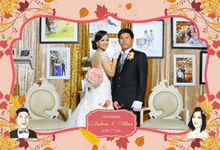 The Wedding of Andreas & Olivia by HELLOCAM PHOTOCORNER