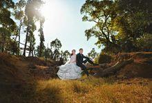 Edward & Yulia Wedding by +PLUS Photography