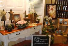 Rustic Chic by Orchid Florist and Decoration