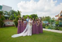 OUR BRIDES Genevieve Subur by Ann Teoh Couture