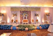 May 31st Wedding at InterContinental Jakarta MidPlaza by AYANA Midplaza JAKARTA