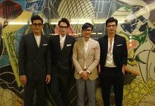 Ritz Carlton Wedding Show by PIMABS Bespoke Menswear