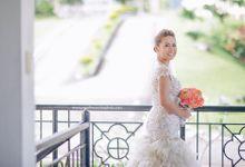 Wedding of Ms Jen de Ramos by Makeup BY K