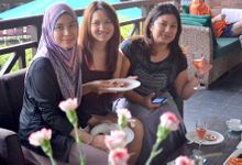 Our Bruneian Ladies Sparty by Lush Spa