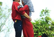Prewedding B by Chandraswari photography