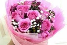 wedding florist sinta & alex by Heaven Florist