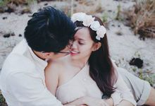 Love is in the air by Weddings by Touch