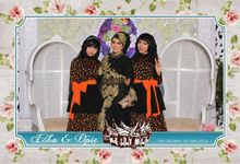 The Wedding of Icha & Opie by HELLOCAM PHOTOCORNER