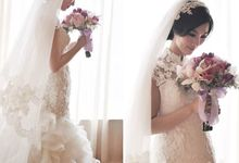 The wedding of Evan & Christina by Louislim photography