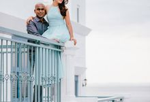 Anny & Glen Engagement Session by Carlos Durana Make-up Studio