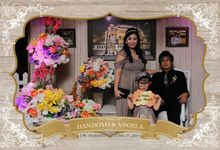 The wedding of Handoyo & Angela by HELLOCAM PHOTOCORNER