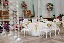 acara siraman dan akad by Watie Iskandar Wedding Decoration & Organizer