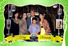 The wedding of Fery & Raninda by HELLOCAM PHOTOCORNER